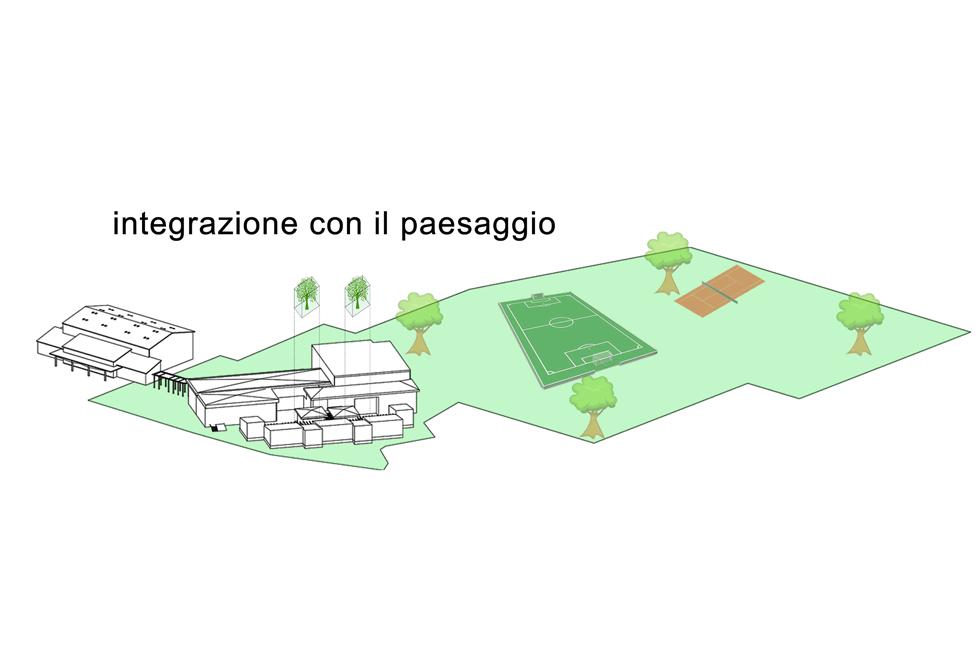ReBuilt Studio - T SCHOOL-SAMUGHEO-ITALIA-2