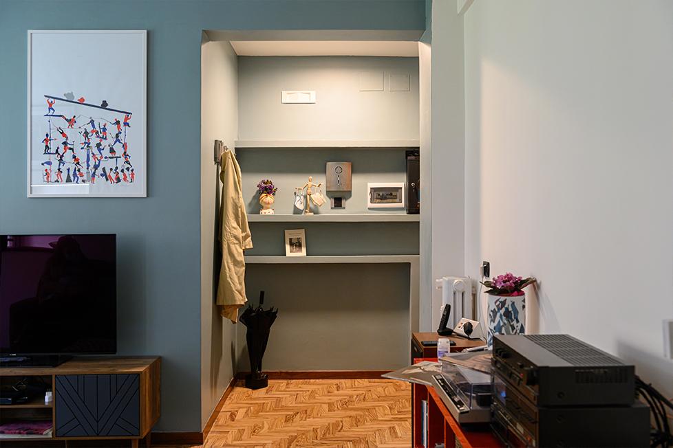 ReBuilt Studio - E+P HOUSE-ROMA 3