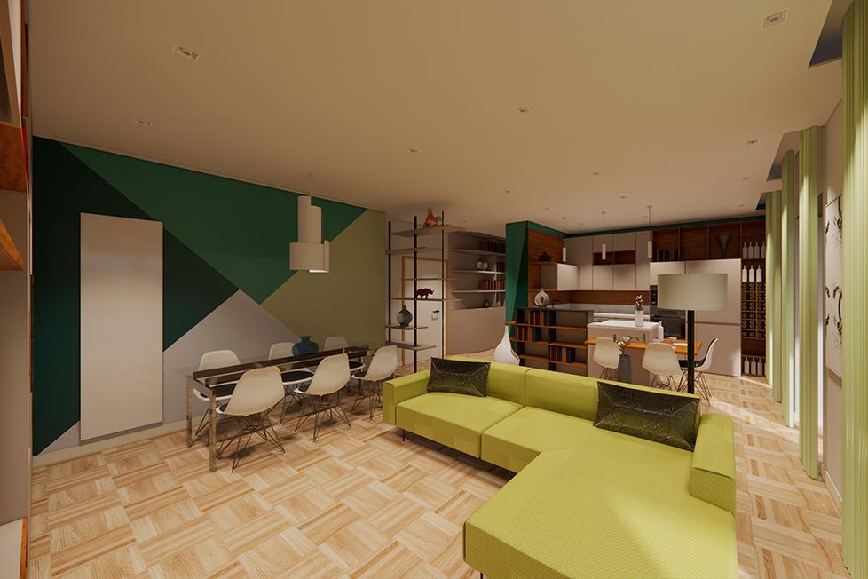 M+M HOUSE- NAPOLI - 2020 - 1 E COPERTINA