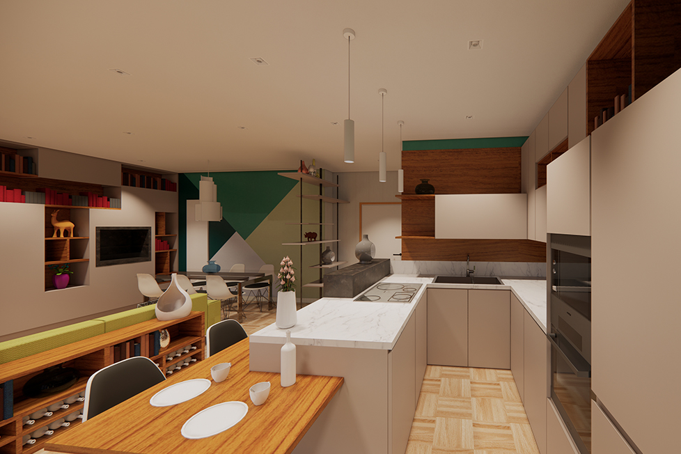 M+M HOUSE- NAPOLI - 2020 -4-
