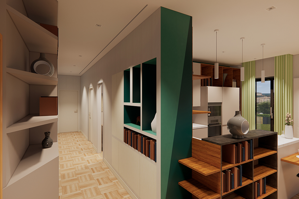 M+M HOUSE- NAPOLI - 2020 -5-