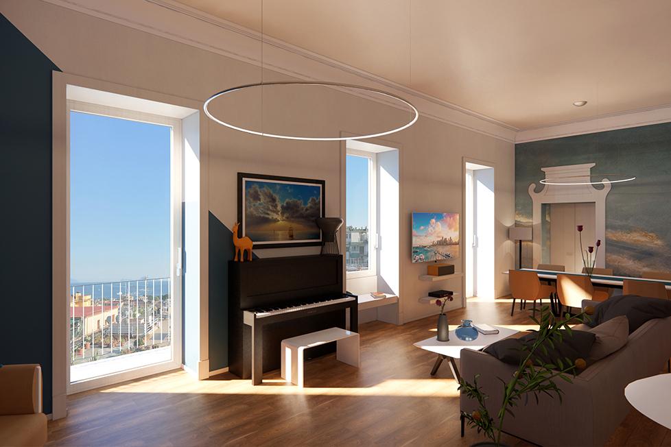 ReBuilt Studio -C+V HOUSE-NAPOLI 3